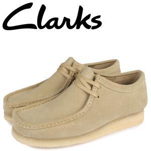 クラークス Clarks ワラビーブーツ メンズ WALLABEE ベージュ 26155515 予約 9月中旬 追加入荷予定 sneak