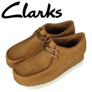 クラークス Clarks ワラビーブーツ メンズ スエード WALLABEE BOOT ライト ブラウン 26155518 予約 9月中旬 追加入荷予定 sneak