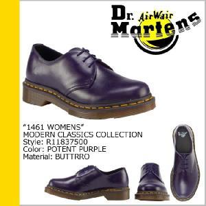 ドクターマーチン Dr.Martens 3ホールシューズ   R11837500 1461 WOMENS レザー メンズ レディース