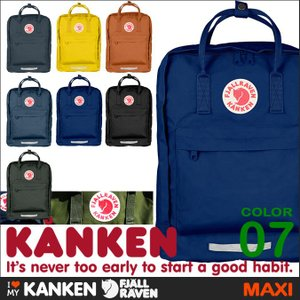 カンケンバッグ マキシ 18+9L フェールラーベン カンケン FJALL RAVEN MAXI kanken f23530 バックパック リュック レディース キッズ メンズ sneak