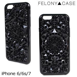 フェロニーケース Felony Case iPhone7 6 6s ケース スマホ iPhoneケース アイフォン アイフォーン レディース ブラック sneak