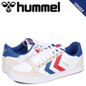 ヒュンメル hummel スリマー スタディール ロー キャンバス スニーカー メンズ レディース SLIMMER STADIL LOW CANVAS HM63112K-9228 予約商品 10/15 新入荷 sneak