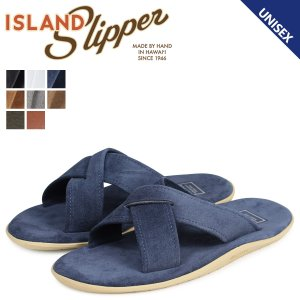 アイランドスリッパ ISLAND SLIPPER サンダル メンズ レディース レザー スエード SLIDE PB223 PT223|sneak