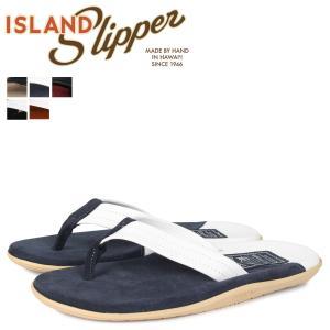 アイランドスリッパ ISLAND SLIPPER スエード サンダル トングサンダル メンズ SNAKE SUEDE PT205|sneak