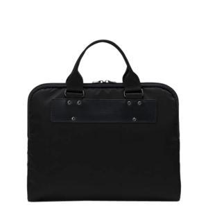LEKT レクト スモールブリーフ カバン ビジネスバッグ メンズ ブラック 黒 LEKT-0004