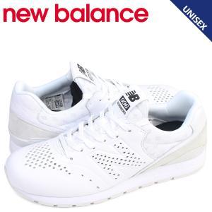 ニューバランス 996 メンズ レディース new balance スニーカー MRL996D7 Dワイズ 靴 ホワイト|sneak