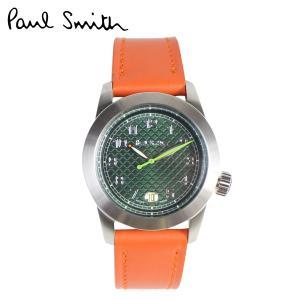 ポールスミス 時計 メンズ Paul Smith 腕時計 40mm WRIST WATCH PS30M 00595 オレンジ 防水|sneak