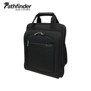 パスファインダー Pathfinder バッグ ビジネスバッグ リュック バックパック メンズ REVOLUTION XT ブラック 黒 PF6814B [予約商品 10/18頃入荷予定 新入荷]