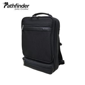 パスファインダー Pathfinder バッグ ビジネスバッグ リュック バックパック メンズ REVOLUTION XT ブラック 黒 PF6815B [予約商品 10/18頃入荷予定 新入荷]