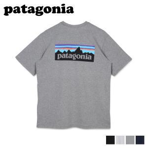 パタゴニア patagonia Tシャツ 半袖 レスポンシビリティー メンズ レディース ポケット ポケT P-6 LOGO POCKET RESPONSIBILI TEE 38512 [7/20 新入荷]の画像