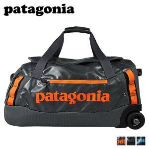 パタゴニア patagonia 2WAY ダッフル バッグ [ 3カラー ] 49375 Black Hole Wheeled Duffel 45L メンズ レディース