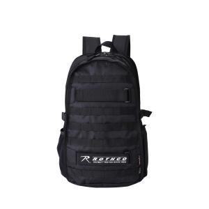ロスコ ROTHCO リュック バッグ バックパック メンズ レディース P600 SERIES 迷彩柄 ブラック ブラウン 黒 45002 [8/8 新入荷]