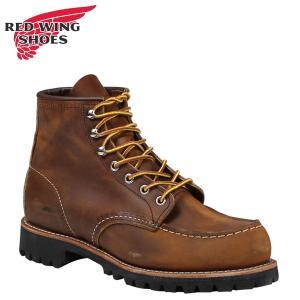 レッドウィング RED WING アイリッシュセッター ブーツ ROUGHNECK ラフネック Dワイズ 2942 レッドウイング