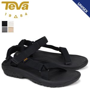 Teva テバ サンダル レディース ハリケーン XLT2 HURRICANE ブラック ホワイト レッド 1019235 4/18 新入荷|sneak