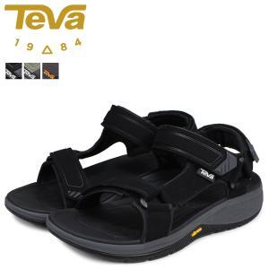 Teva テバ サンダル ストラータ ユニバーサル メンズ STRATA UNIVERSAL ブラック オリーブ 黒 1099445|sneak