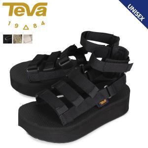 Teva テバ スポーツサンダル ストラップサンダル フラットフォーム メヴィア メンズ レディース 厚底 FLATFORM MEVIA 1116810|sneak