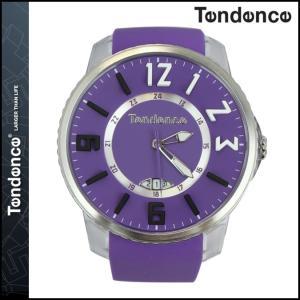 テンデンス TENDENCE 腕時計 SLIM POP スリムポップ 47mm TG131002 ウォッチ 時計 パープル PURPLE 3H メンズ レディース|sneak