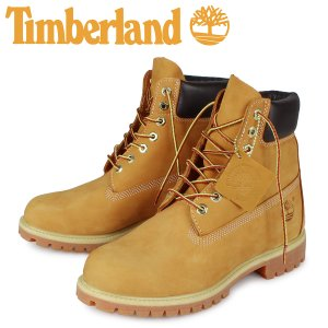 ティンバーランド ブーツ メンズ 6インチ Timberland MENS 6-INCH PREMIUM WATERPROOF BOOTS 10061|sneak