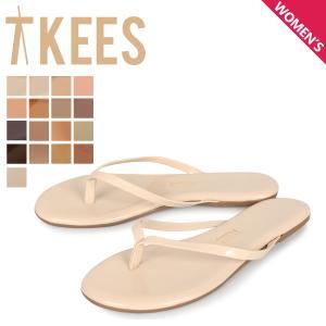 Tkees ティキーズ サンダル ビーチサンダル グロス レディース FOUNDATIONS GLOSS ベージュ ベージュブラウン ブラウン ピンク|sneak