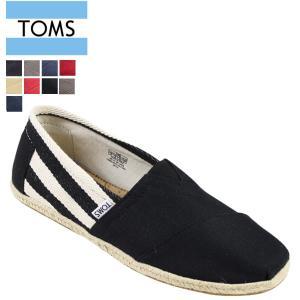 TOMS SHOES トムズ シューズ メンズ スリッポン UNIVERSITY MEN'S CLASSICS ユニバーシティ クラシック 001019A 100054 9カラー sneak
