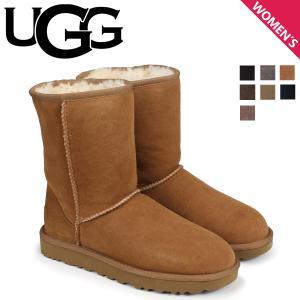 UGG アグ ムートン ブーツ クラシック ショート 2 WOMENS CLASSIC SHORT II 1016223 レディース sneak