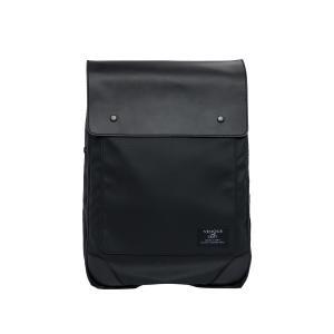 VENQUE ヴェンク リュック バッグ バックパック メンズ レディース 24L FLATSQUR HYBERLIGH ブラック 黒