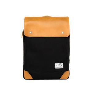 VENQUE ヴェンク リュック バッグ バックパック メンズ レディース 12L FLATSQUARE MINI ブラック グレー ブラウン 黒