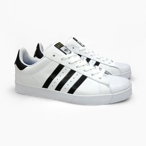 ADIDAS SKATEBOARDING アディダス スケートボーディング スーパースター SUPERSTAR VULC ADV D68718 WHITE/BLACK/WHITE