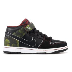 NIKE SB DUNK MID ELITE RYUJIN BLACK/BLACK|sneaker-shop-link