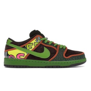 NIKE SB DUNK LOW PREMIUM DE LA SOUL SAFARI/BAROQUE BROWN-ALTITUDE GREEN【価格修正】