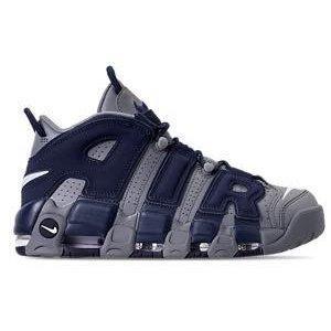 【予約】NIKE AIR MORE UPTEMPO 96 HOYAS 2021 COOL GREY/WHITE/ MIDNIGHT NAVY 921948-003|sneaker-shop-link
