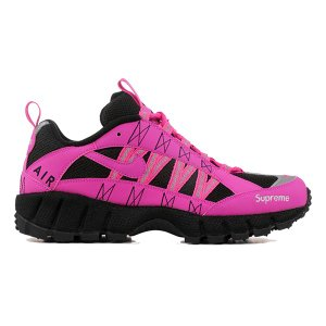 NIIKE AIR HUMARA 17 x SUPREME FIRE PINK FIRE PINK BLACK ROSE FEU NOIR ROSE FEU|sneaker-shop-link