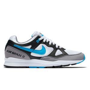 NIKE AIR SPAN II OG BLACK/LASER BLUE/WHITE|sneaker-shop-link