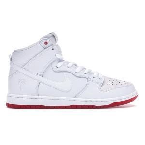 NIKE SB ZOOM DUNK HIGH PRO QS KEVIN BRADLEY WHITE UNIVERSITY RED|sneaker-shop-link