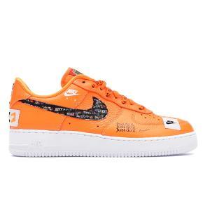 NIKE AIR FORCE 1 07 PREMIUM JDI TOTAL ORANGE TOTAL ORANGE AR7719-800|sneaker-shop-link