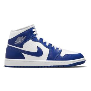 【予約】NIKE WMNS AIR JORDAN 1 MID KENT1UCKY BLUE WHITE/BLUE BQ6472-104|sneaker-shop-link