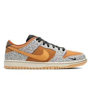 NIKE SB DUNK LOW ISO SAFARI NEUTRAL GREY/KUMQUAT|sneaker-shop-link
