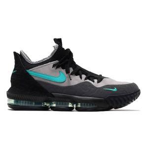 NIKE LEBRON 16 LOW AC WOLF GREY/CLEAR JADE BLACK|sneaker-shop-link
