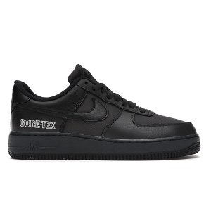 NIKE AIR FORCE 1 LOW GTX BLACK BLACK|sneaker-shop-link