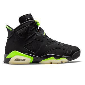 【予約】NIKE AIR JORDAN 6 RETRO BLACK ELECTRIC GREEN CT8529-003|sneaker-shop-link