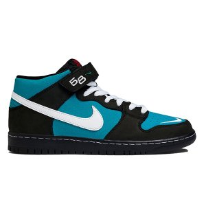 NIKE SB DUNK MID KEN GRIFFEY JR BLACK WHITE FRESH WATER|sneaker-shop-link