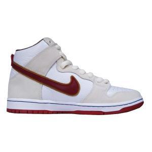 NIKE SB DUNK HIGH PRO PHILLIES BLUNT SAIL CRIMSON|sneaker-shop-link