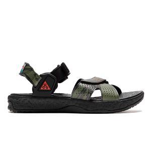 NIKE ACG AIR DESCHUTZ FUJI ROCK BLACK BLACK CARGO KHAKI|sneaker-shop-link