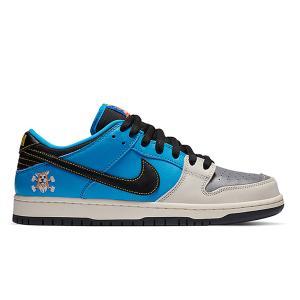 NIKE SB DUNK LOW PRO QS INSTANT BLUE HERO/PALE IVORY-BLACK|sneaker-shop-link