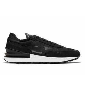 NIKE WAFFLE ONE BLACK WHITE|sneaker-shop-link