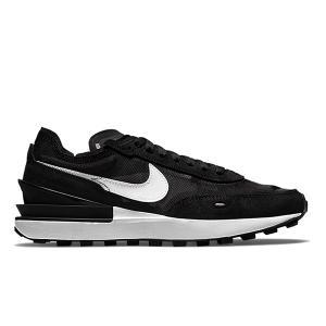 NIKE WMNS WAFFLE ONE BLACK WHITE|sneaker-shop-link