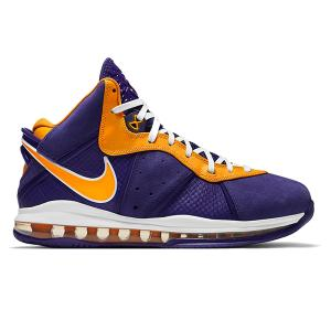 NIKE LEBRON 8 QS COURT PURPLE/UNIVERSITY GOLD|sneaker-shop-link