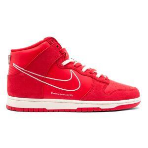 【予約】NIKE  DUNK HIGH FIRST USE UNIVERSITY RED/SAIL DH0960-600|sneaker-shop-link