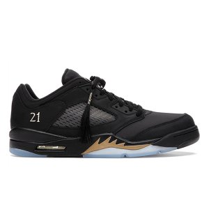 NIKE AIR JORDAN 5 LOW WINGS CLASS OF 2020-2021BLACK/METALLIC GOLD|sneaker-shop-link