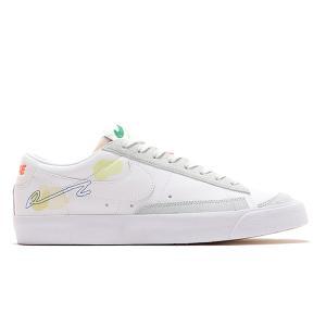 NIKE FLYLEATHER BLAZER LOW 77 x MAYUMI YAMASE WHITE WHITE WHITE|sneaker-shop-link
